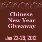 Chinese New Year Giveaway!!!