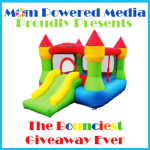Enter : Castle Bounce N' Slide Giveaway
