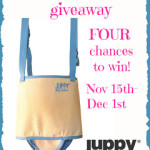 Enter : Juppy Baby Walker Giveaway