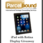 Enter :  iPad with Retina Display Giveaway