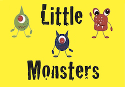 Little Monsters Logo small