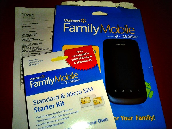 whole package #FamilyMobileSaves #shop