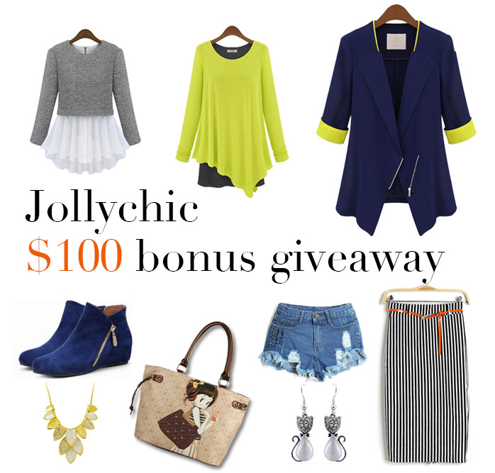 jollychic giveaway