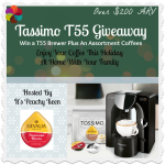 Enter : Tassimo Brewer Giveaway