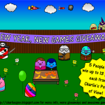 Enter : New Year, New Games Giveaway