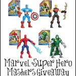 Enter : Marvel Super Hero Mashers Giveaway