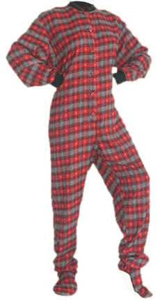 adult one piece pajamas