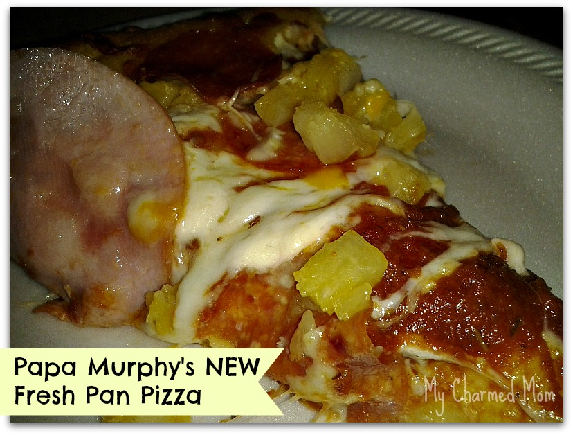 fresh pan pizza papa murphy's
