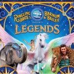 LEGENDS in the Bay Area by Ringling Bros. and Barnum & Bailey® #RinglingBayArea