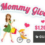 Enter : New Mommy Giveaway