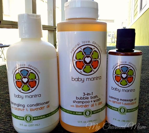 Baby Mantra Bubble Bath