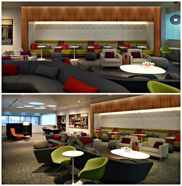 The Centurion Lounge Nook