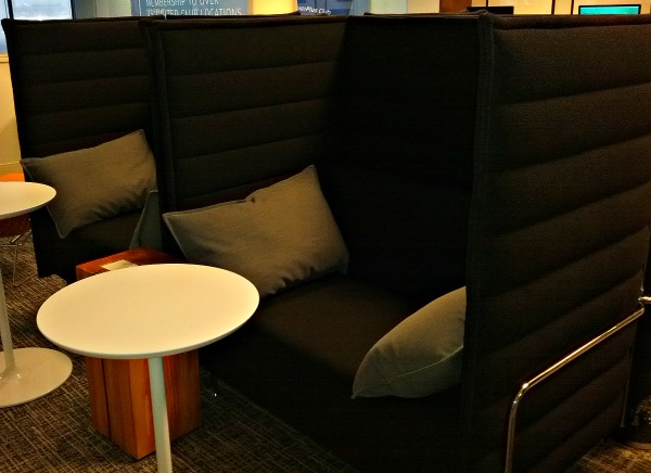 The Centurion Lounge Seating