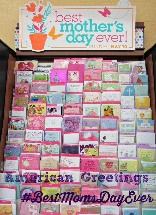 American Greetings #BestMomsDayEver