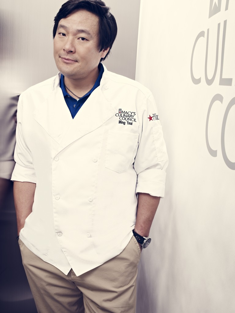 Macy's Culinary Council Cooking Demo with Chef Ming Tsai