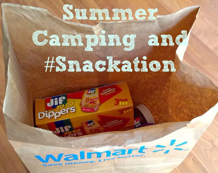 Make Walmart your 'SNACKATION' Destination