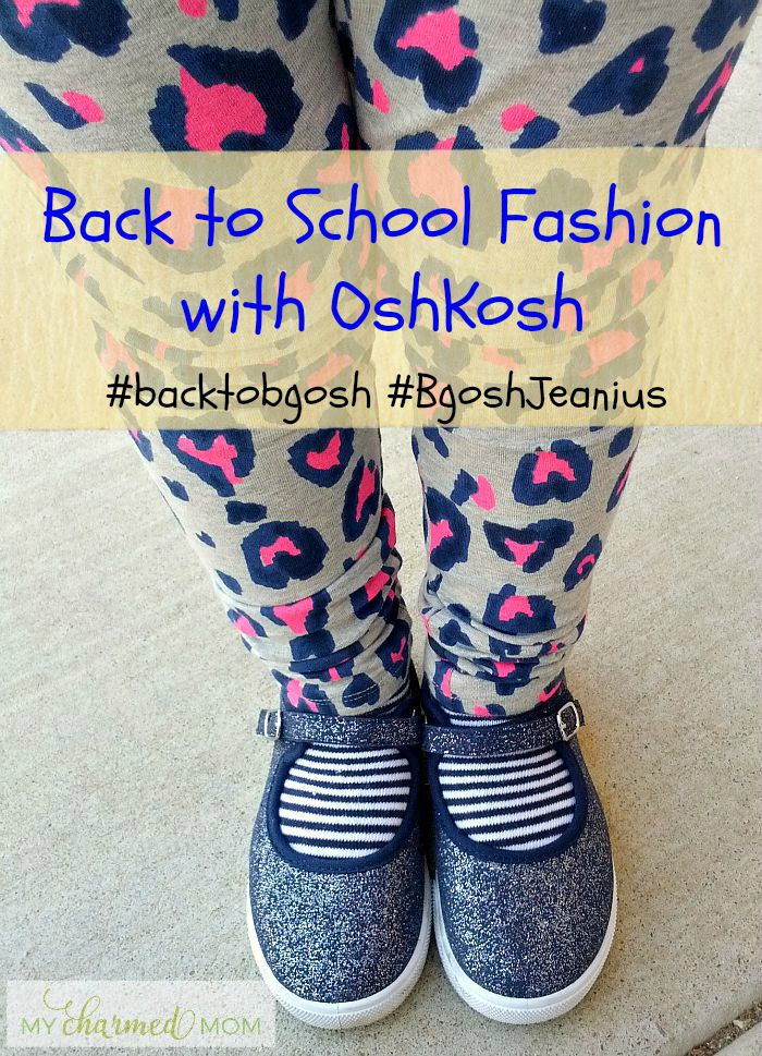 Back to School Fashion with OshKosh 2