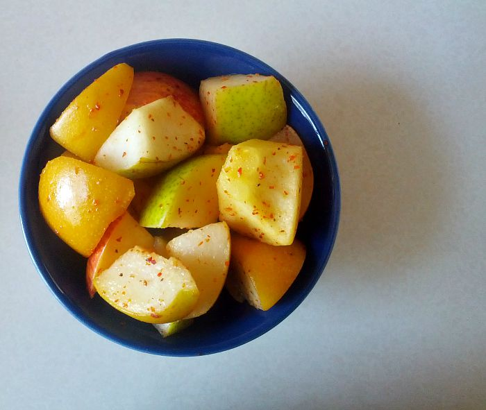 Fruits with Tajin Classic Seasoning