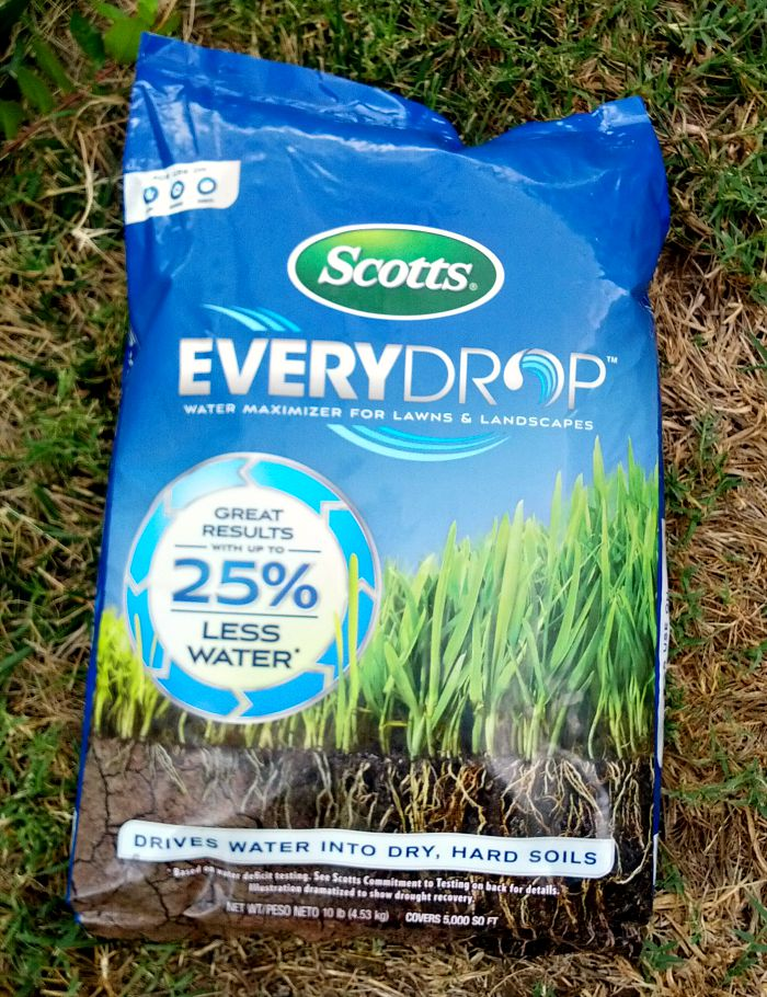 Scotts® brand new EveryDrop™
