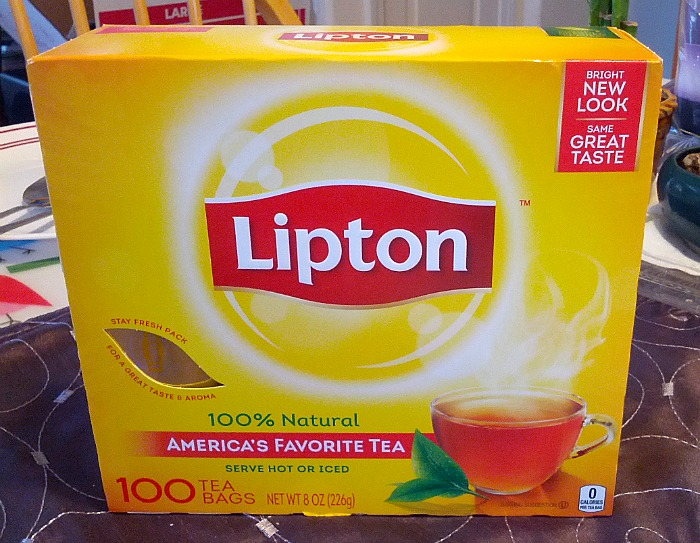 Dinner Table is Where the Heart Is #StockUpOnLipton