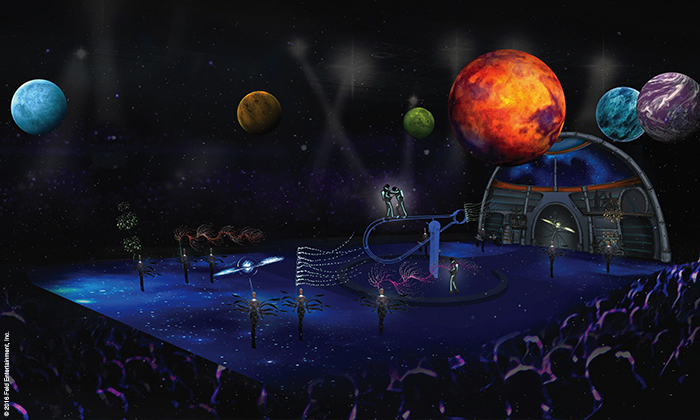 Ringling Bros. and Barnum & Bailey® Presents Out Of This World™ 2