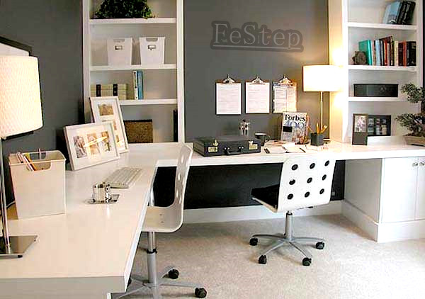 Design a smart, stylish home office